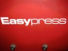 Easypress Logo in White