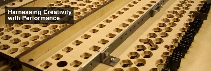 Truform Laser Dies for Packaging Sectors