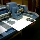 Die Cutting Machinery used at Truform Laser Dies